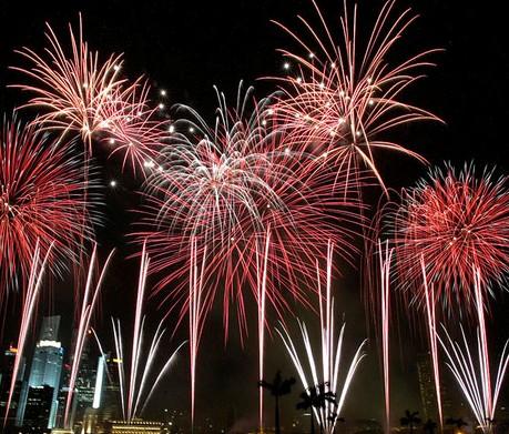 Fireworks Baby, Fireworks