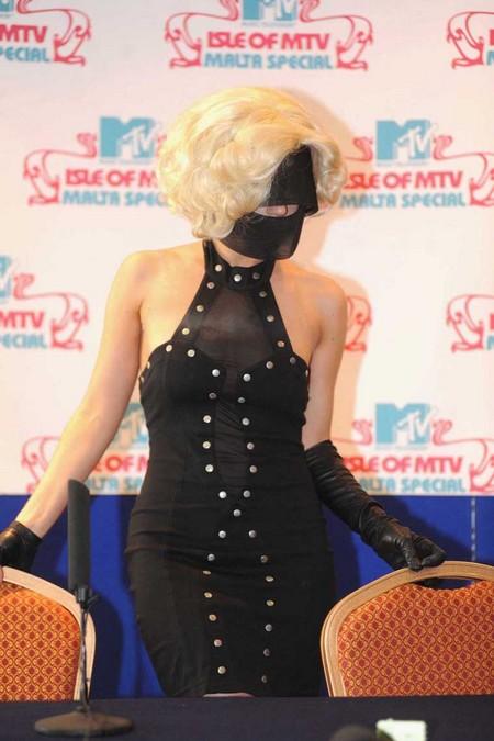 Lady GaGa PacificCoastNews.com