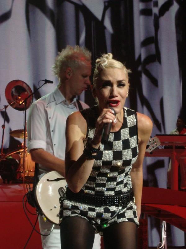 Gwen Stefani Killing It.  Photo: C.B.