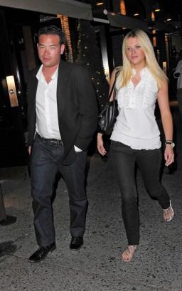 Jon Gosselin And Another Mystery Blonde:  Photo: SplashNewsOnline.com