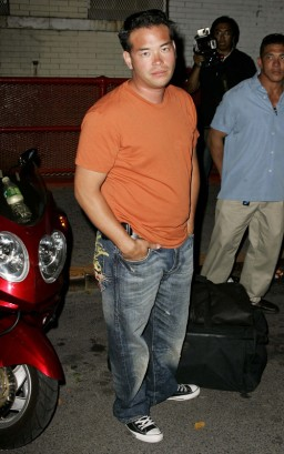 Jon Gosselin Looking Just So Happy.  Photo: Splashnewsonline.com