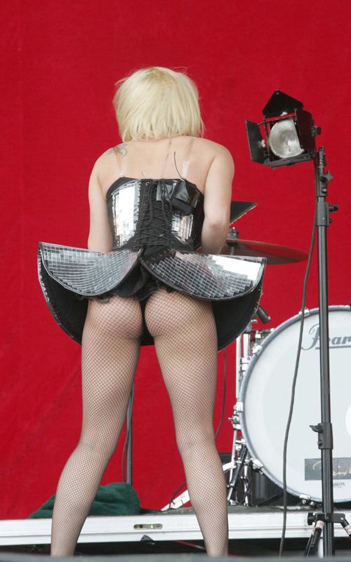 Lady Gaga In Ireland.  Photo: SplashNewsOnline.com