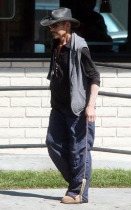 Patrick Swayze Returns.  Photo: FamePictures.com