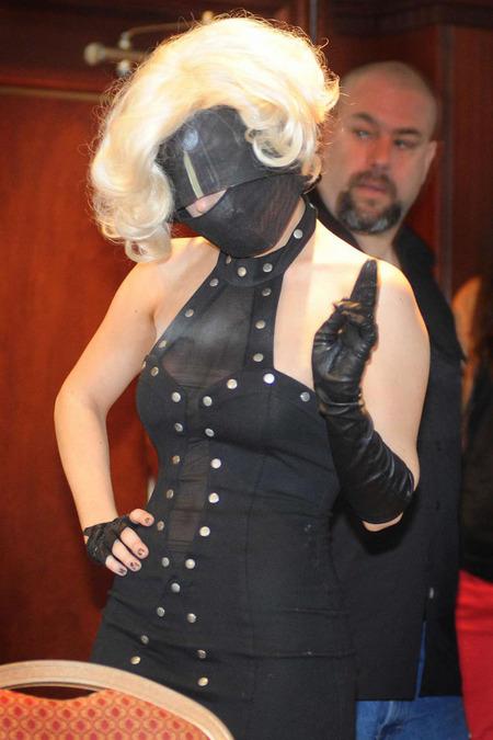 Lady GaGa Lady GaGa PacificCoastNews.com