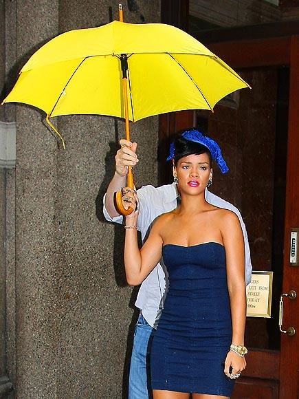 Rihanna Justin/INF