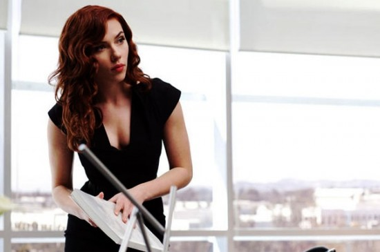 Scarlett Johansson In Iron Man 2. Photo: Marvel Studios