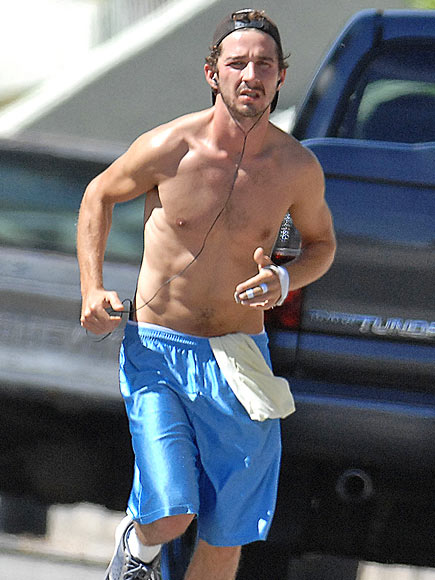 Shia Lebeouf Richard Beetham/Splash News Online