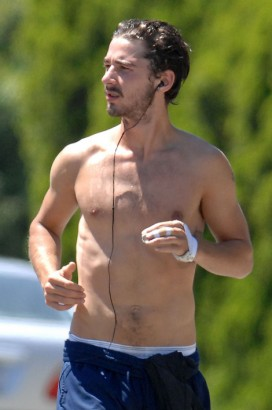Shia Labeouf Richard Beethman/Splash News