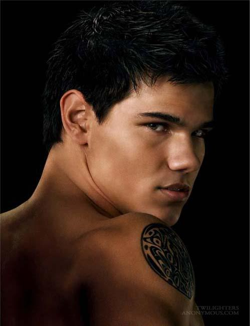 Taylor Lautner As Jacob Black.  Photo: Comiccon.com