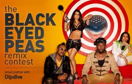 Black Eyed Peas Remix Contest
