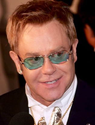 Elton John File Photo Courtesy AskMen.com