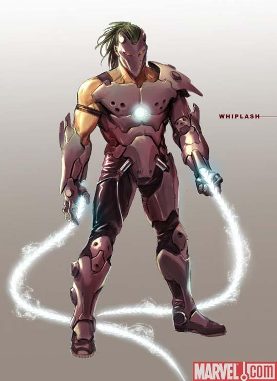 Whiplash By Marvel.com