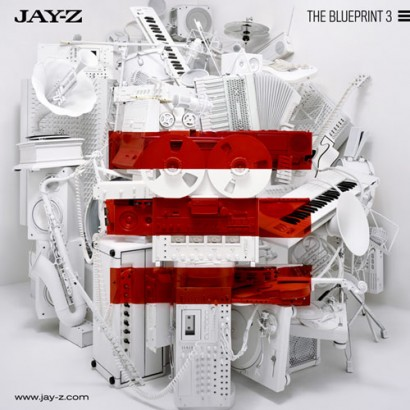 The Blueprint 3 By Jay-Z Cover