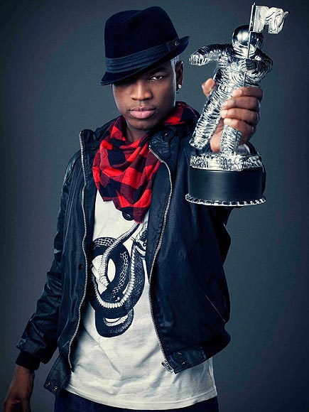 Ne-Yo MTV VMA Promo Photo