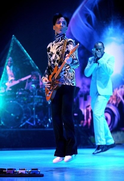 Prince Photo: WireImage.com