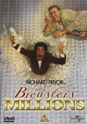 Richard Pryor & John Candy In Brewster's Millions