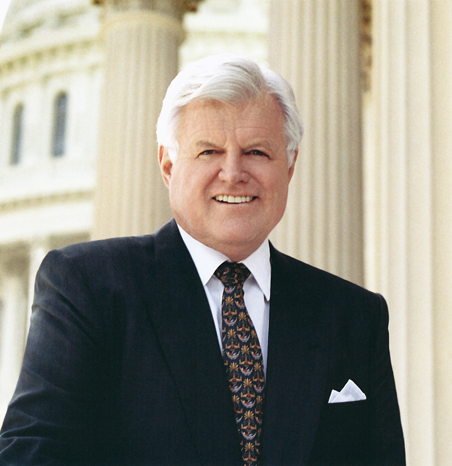 Ted Kennedy File Photo