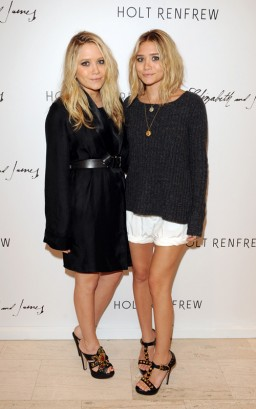 Mary-Kate & Ashley Olsen.  Photo: WireImage.com