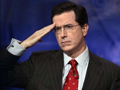 Stephen Colbert File Photo
