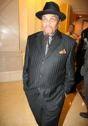 Joe Jackson. File Photo