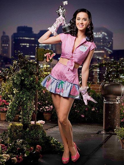 Katy Perry MTV VMA Promo Photo