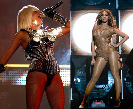 Lady Gaga & Beyonce  Pastrykicks.com