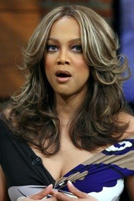 Tyra Banks. Photo Courtesy The CW