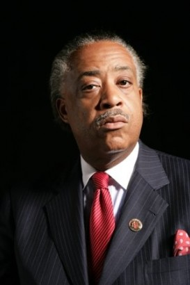Reverend Al Sharpton File Photo