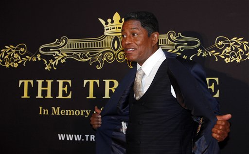 Jermaine Jackson Announces Concert. Photo: AP Photo/Franka Bruns