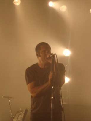 Trent Reznor Nine Inch Nails Last Concert Ever? Photo: CB