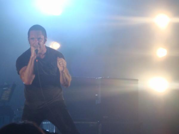 Trent Reznor/Nine Inch Nails Last Show Ever? Photo: CB