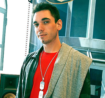 DJ AM aka Adam Goldstein. Photo: ETonline.com