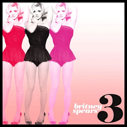 Britney Spears Cover For 3.