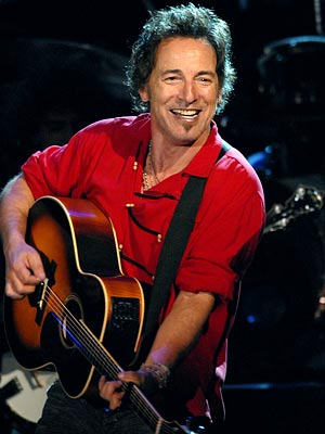 Bruce Springsteen courtesy of AARP
