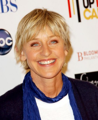 Ellen Degeneres File Photo
