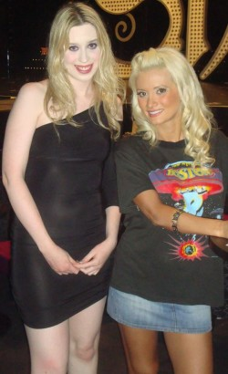 Holly Madison & JM. Photo Provided By JM