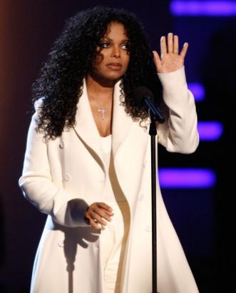 Janet Jackson At BET Awards.  File Photo