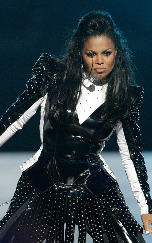 Janet Jackson Performing At The VMA's Photo: GettyImages.com