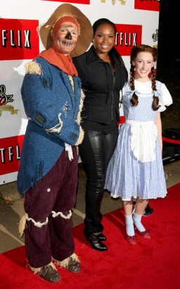 Jennifer Hudson Is Off To See The Wizard. Photo: GettyImages.com