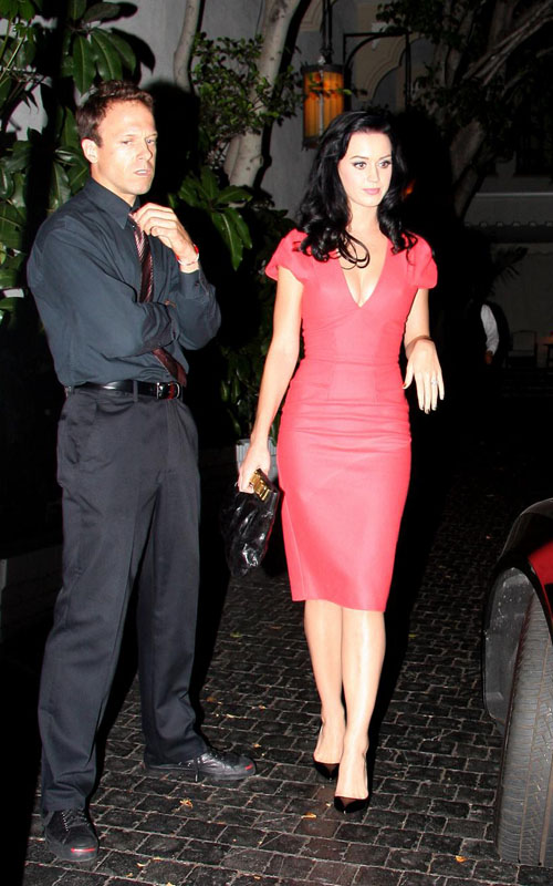 Katy Perry At Chateau Marmont 09/03/09 Photo: Splashnewsonline.com