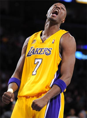Lamar Odom Photo: NBA.com