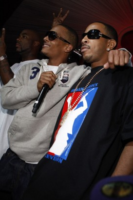T.I. & Ludacris File Photo