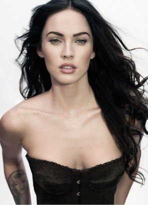 Megan Fox In Rolling Stone. Photo: RollingStone.com