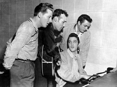 Million Dollar Quartet File Photo