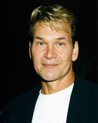Patrick Swayze File Photo