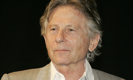 Roman Polanski. Photo: The Guardian.co.uk