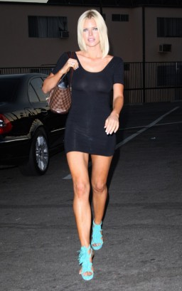 Sophie Monk In Beverly Hills. Photo: FamePictures.com