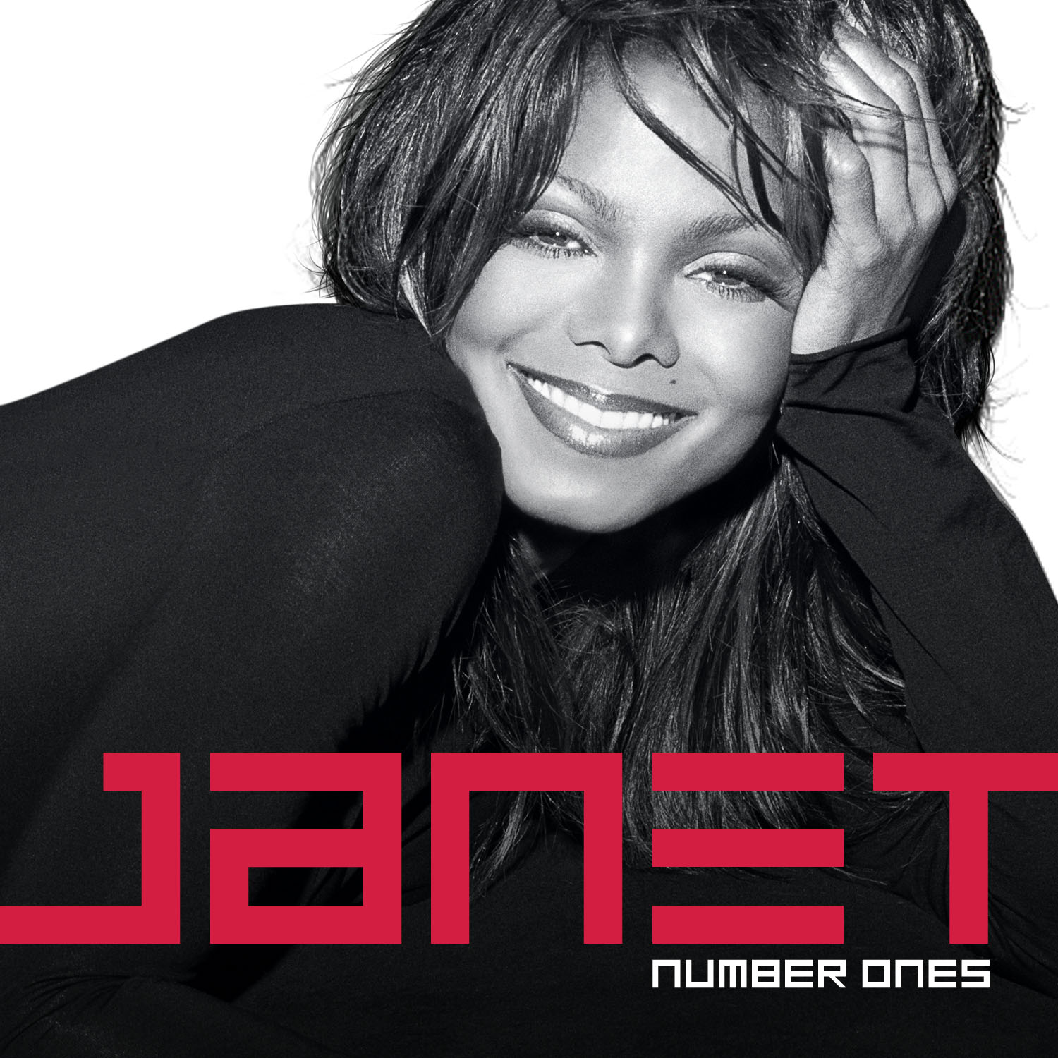 Janet Jackson Number 1's Cover