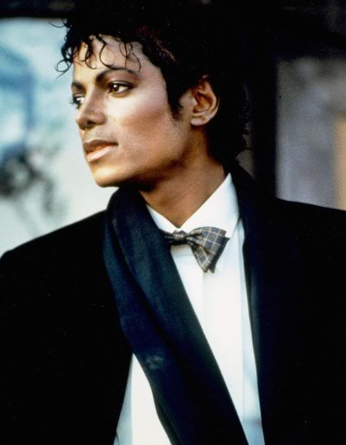 Michael Jackson Early 80's File Photo