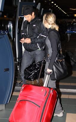 Bradley Cooper & Renee Zelweger. Photo: SplashNewsOnline.com